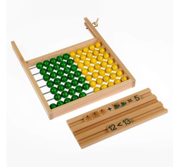 Liczydełko - małe liczydło drewniane - Pilch