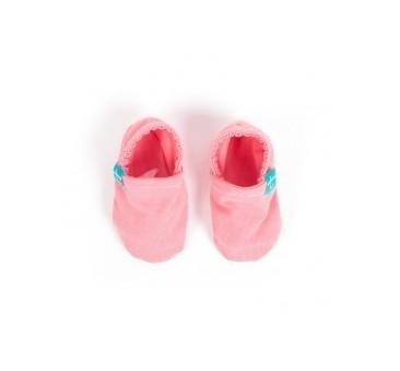 Papcie niemowlęce - Titot Newborn - Coral - rozmiar 0-3 miesięcy