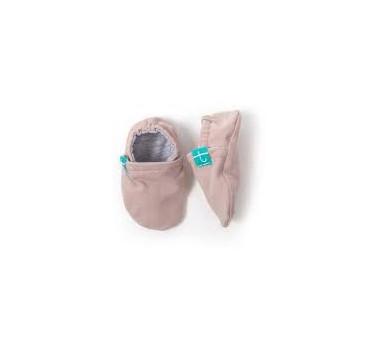 Papcie niemowlęce - Titot Newborn - Beige - rozmiar 0-3 miesięcy