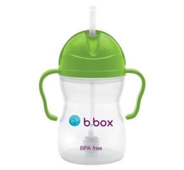 Innowacyjny kubek niekapek - zielony- B.BOX