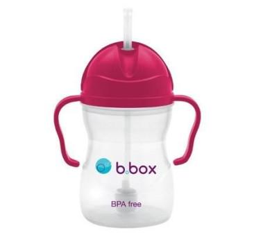 Innowacyjny kubek niekapek - różowy- B.BOX