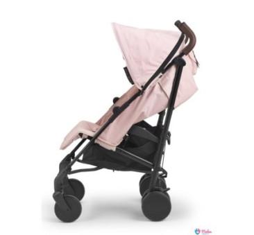 Wózek spacerowy Stockholm Stroller Powder Pink - różowy - Elodie Details