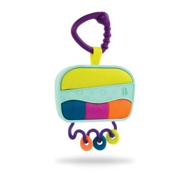 Radio dla niemowląt - muzyka i światło - BTOYS