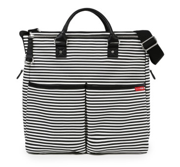 Torba Duo Special Edition Black Stripe - Skip Hop