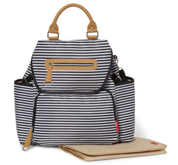 Plecak Grand Central Black Stripe - Skip Hop