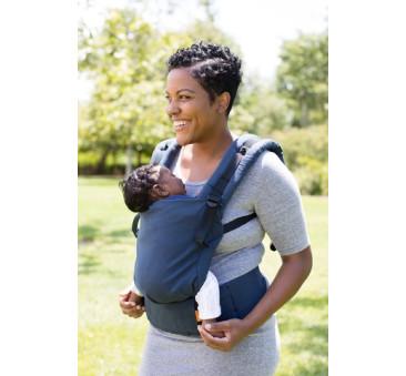 INDIGO - regulowane nosidełko ergonomiczne - tula free-to-grow FTG