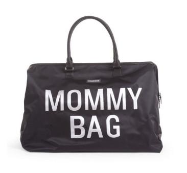 Torba podróżna Mommy Bag - czarna - Childhome