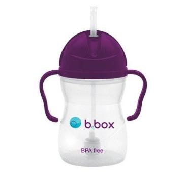 Innowacyjny kubek niekapek - fioletowy- B.BOX