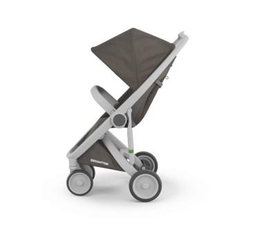Wózek Greentom Upp Classic grey - charcoal / szaro - ciemnoszary - edycja limitowana 2018