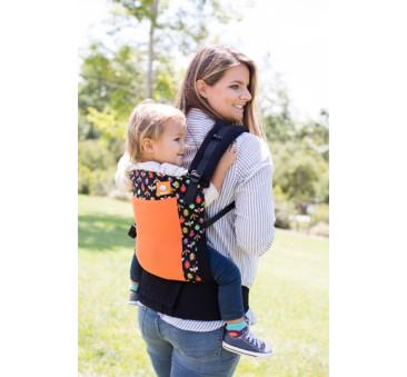 BABY TULA - nosidełko standardowe - wzór Coast Pesky
