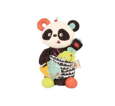Pluszowa Panda z niespodziankami sensorycznymi - Party Panda - BTOYS