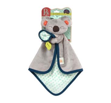 Kocyk - Przytulanka dla niemowląt - Miś Koala - Fluffy Koko - BTOYS