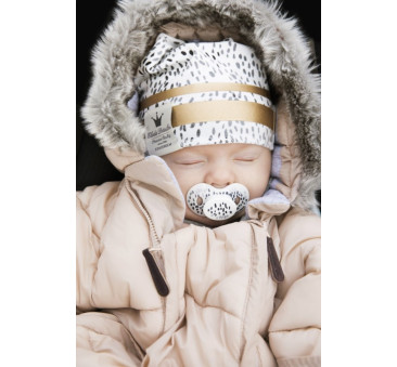 Śpiworek / Kombinezon do fotelika samochodowego Powder Pink - 6-12 miesięcy - Elodie Details