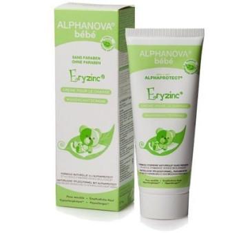 Krem ochronny przeciw odparzeniom - 75 g - Alphanova Bebe Eryzinc