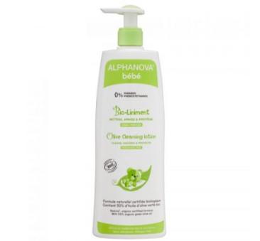Organiczna oliwka do mycia i kąpieli - 500 ml - Alphanova Bebe