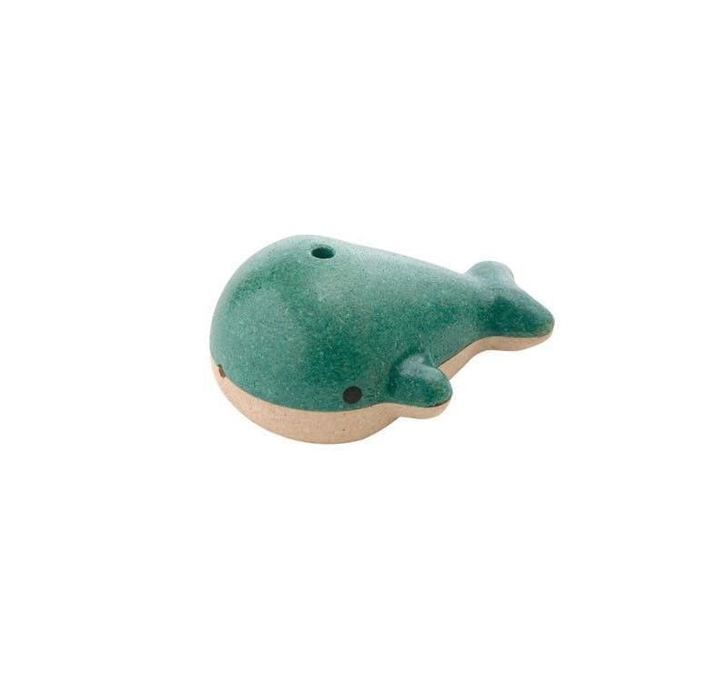 Gwizdek wieloryb - Plan Toys