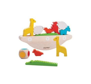 Balansująca łódka - Plan Toys