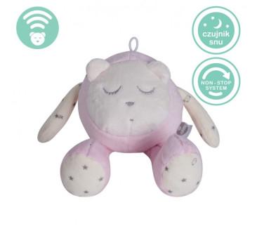 Szumiś Sleep - Maskotka Różówa - Czujnik Snu