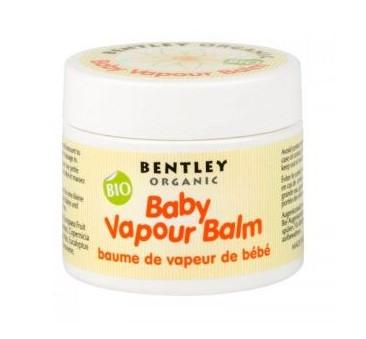 Organiczny Balsam Ułatwiający Oddychanie - Na Przeziębienia - 50 g - Bentley Organic
