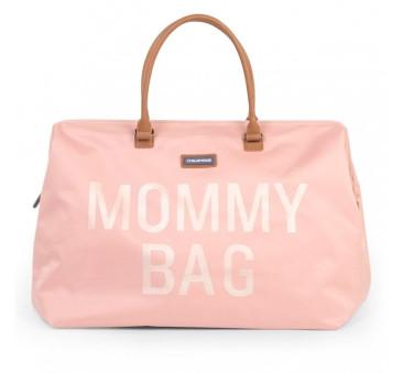 Torba podróżna Mommy Bag - różowa - Childhome