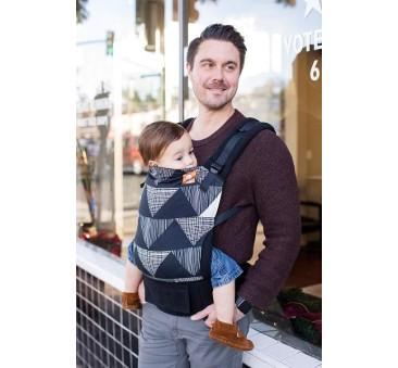 BABY TULA - nosidełko standardowe - wzór Illusion - exclusive - edycja limitowana