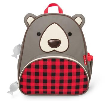 Plecak Zoo Winter Niedźwiadek SKIP HOP
