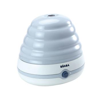 Beaba Nawilżacz powietrza parowy z eliminacją 99% bakterii - Grey/Blue - Beaba