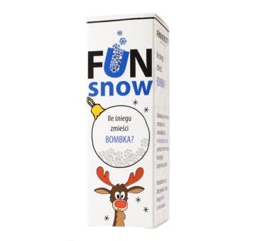Fun Snow - Ile śniegu zmieści bombka? - Funiversity