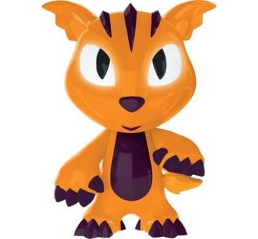 Magic Jinn Zwierzęta - zabawka interaktywna - Dumel Discovery