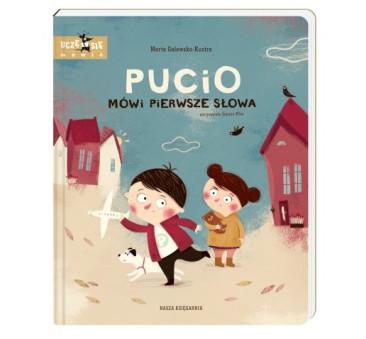Pucio mówi pierwsze słowa - Nasza Księgarnia