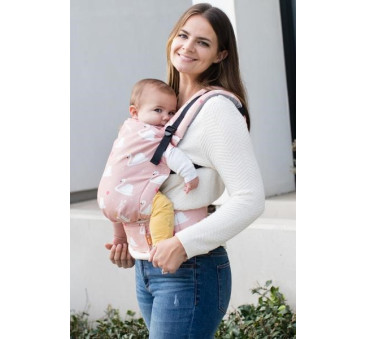 GRACE - regulowane nosidełko ergonomiczne - Tula free-to-grow FTG