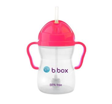 Innowacyjny kubek niekapek - neon różowy- B.BOX