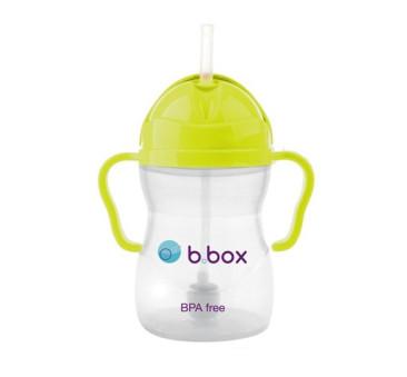 Innowacyjny kubek niekapek - neon ananasowy- B.BOX