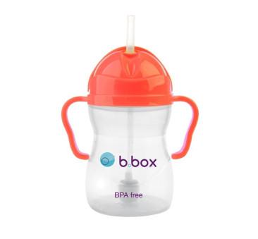 Innowacyjny kubek niekapek - neon arbuzowy - B.BOX