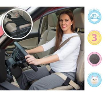 Adapter do pasa samochodowego dla kobiet w ciąży - Kiokids