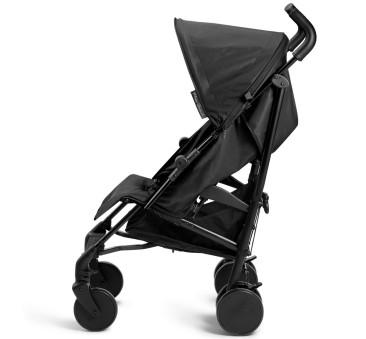 Wózek Brilliant Black Stockholm Stroller 3.0- Spacerówka- Czarny - Elodie Details- Wózek Spacerowy