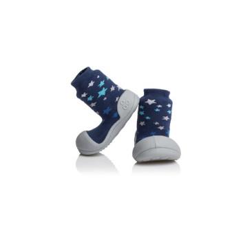 Twinkle Blue/Niebieskie - rozmiar XL/22,5 - Attipas - buty/skarpetki/papcie
