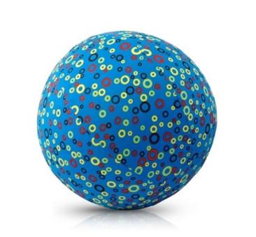 Bubabloon - Piłka Balonowa Circles - Niebieska