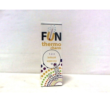 Fun Thermo Charm - 1-2-3 breloczek wypieczesz Ty! - Funiversity
