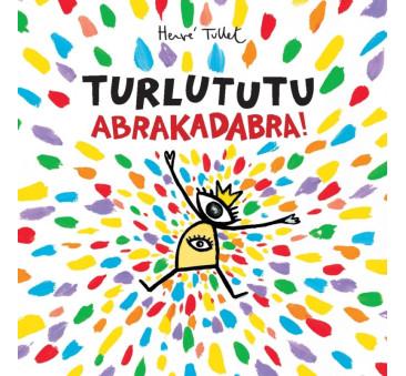 Turlututu. Abrakadabra - Wydawnictwo Babaryba