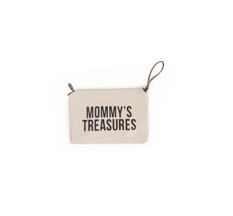 Saszetka Mommys Treasures - kremowa - Childhome