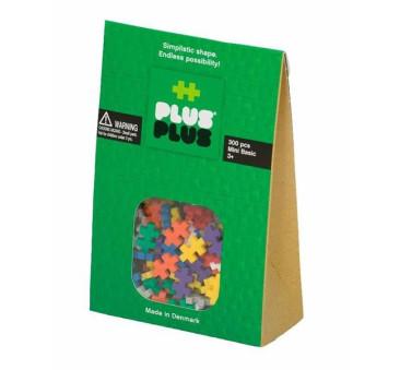 Mini Basic - Klocki - Puzzle - 300 szt - Plus-Plus