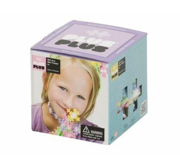 Mini Pastel - Klocki - Puzzle - 600 szt - Plus-Plus