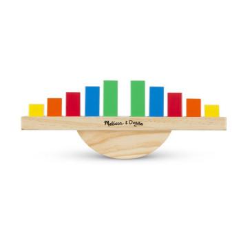 Tęczowa Równoważnia - Melissa & Doug - Montessori