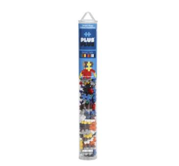 Mini Basic - Tuba - Klocki - Puzzle - 100 szt - Plus-Plus