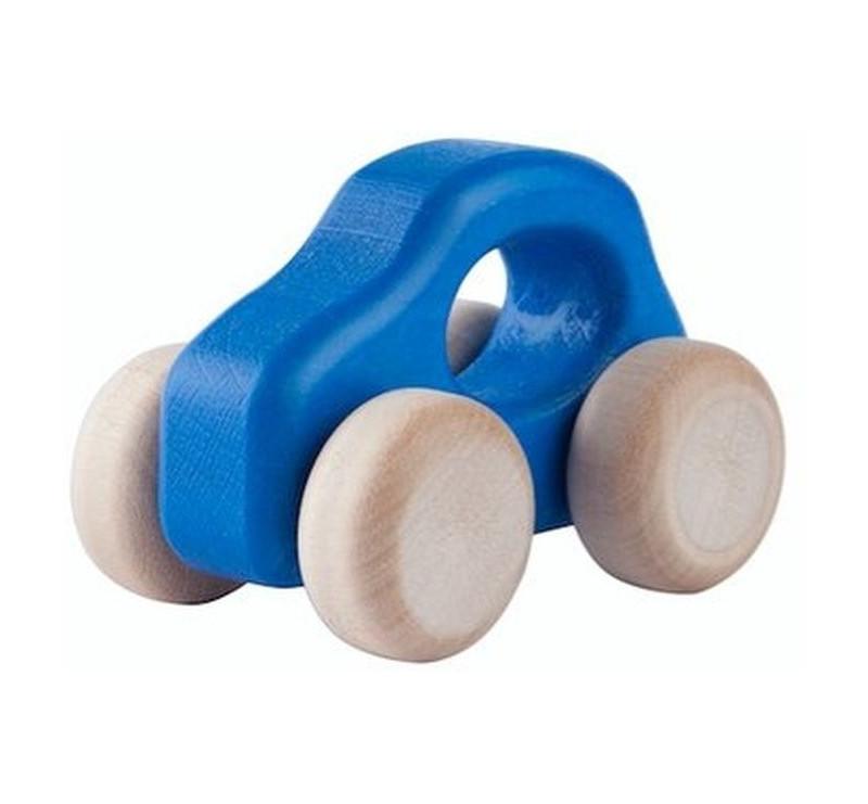 Samochodzik F500 old niebieski