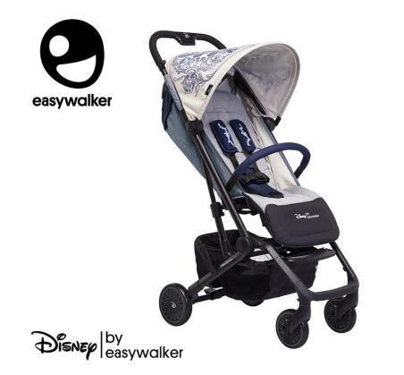Disney by Easywalker Buggy XS Wózek spacerowy z osłonką przeciwdeszczową Mickey Ornament - Easywalker