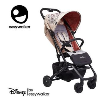 Disney by Easywalker Buggy XS Wózek spacerowy z osłonką przeciwdeszczową Minnie Ornament - Easywalker