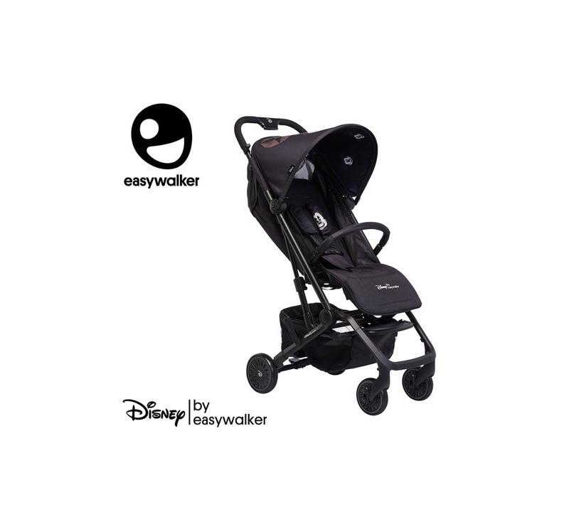 Disney by Easywalker Buggy XS Wózek spacerowy z osłonką przeciwdeszczową Mickey Diamond - Easywalker
