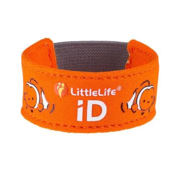 Neoprenowa opaska informacyjna LittleLife - Rybka Nemo